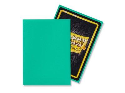 Dragon Shield Card Sleeves: Standard Matte Mint (63x88mm)