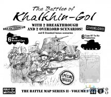 Memoir '44: The Battles of Khalkhin Gol