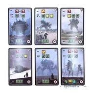 Scythe: Promo Factory Cards 13-18