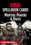 Dungeons & Dragons: Spellbook Cards - Martial Powers & Races