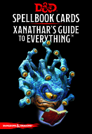 Dungeons & Dragons: Spellbook Cards - Xanathar's Guide to Everything