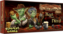 The Red Dragon Inn: Allies - Keet & Nitrel