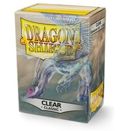 Dragon Shield Card Sleeves: Standard (63x88mm) - 100 stuks