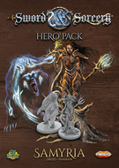 Sword & Sorcery: Hero Pack - Samyria the Druid/Shaman