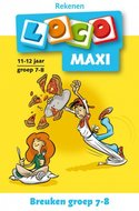 Maxi Loco - Breuken (11-12 jaar)