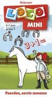 Mini Loco - Paarden, Eerste Sommen (6-7 jaar)