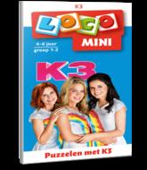 Mini Loco - Puzzelen met K3 (4-6 jaar)